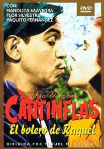 Cantinflas El Bolero de Raquel