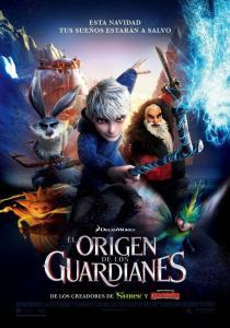 El origen de los guardianes (2012) HD 1080p Latino