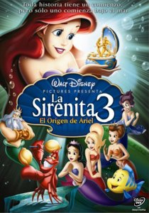 La Sirenita 3: El origen de Ariel (2008) HD 1080p Latino