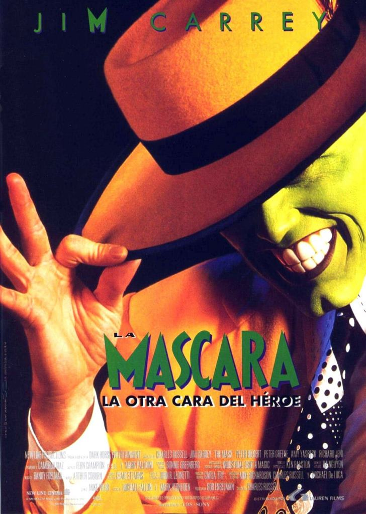 La máscara (1994) HD 1080p Latino