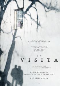 La visita (2015) HD 1080p Latino