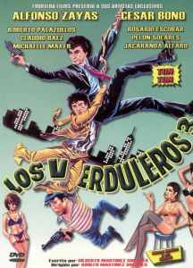 Los verduleros 3 (1992) DVD-Rip Castellano
