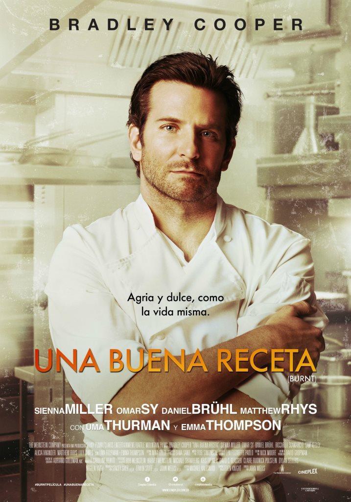 Una buena receta (2015) HD 1080p Latino