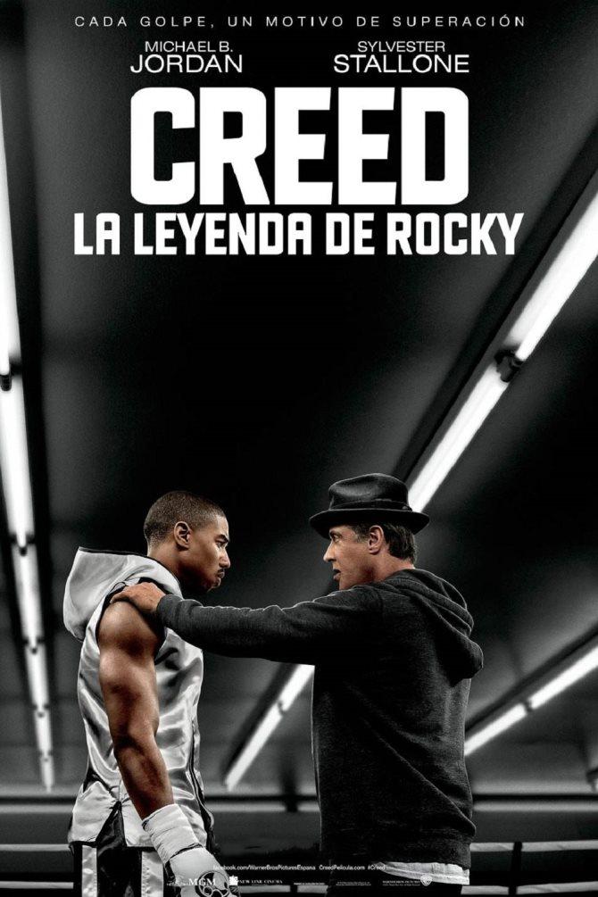 Creed: La leyenda de Rocky (2015) HD 1080p Latino