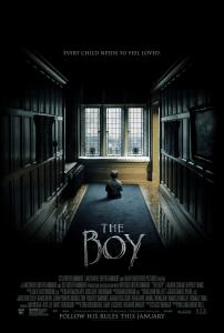 The Boy (2016) HD 1080p Latino