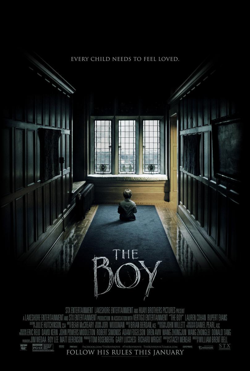 The Boy (2016) HD 1080p Latino