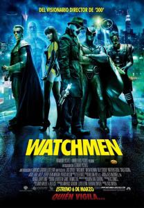 Watchmen (2009) HD 1080p Latino