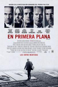 En primera plana (2015) HD 1080p Latino