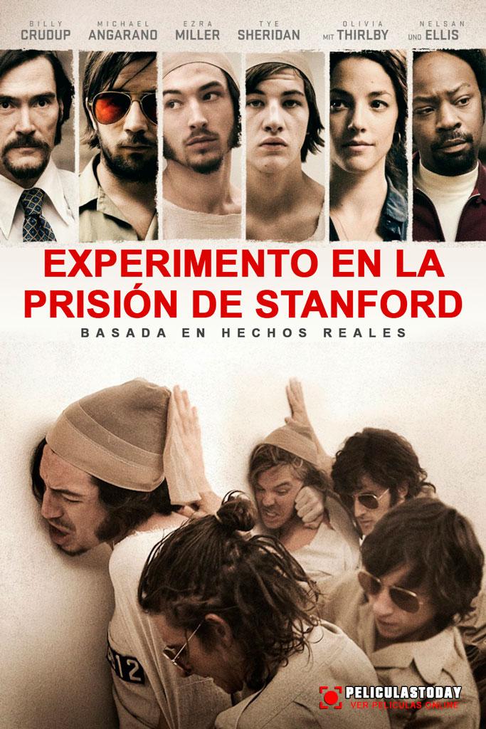 Experimento en la prisión de Stanford