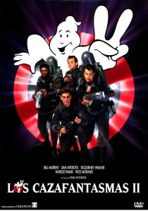 Los cazafantasmas 2 (1989) HD 1080p Latino