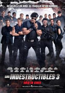 Los indestructibles 3 (2014) HD 1080p Latino