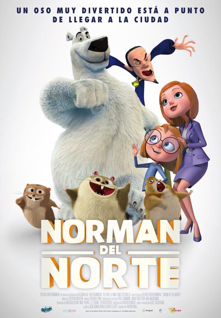 Norman del norte (2016) HD 1080p Latino