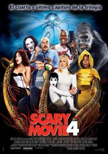 Scary Movie 4 (2006) HD 1080p Latino