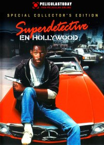 Un detective suelto en Hollywood (1984) 1080p Latino