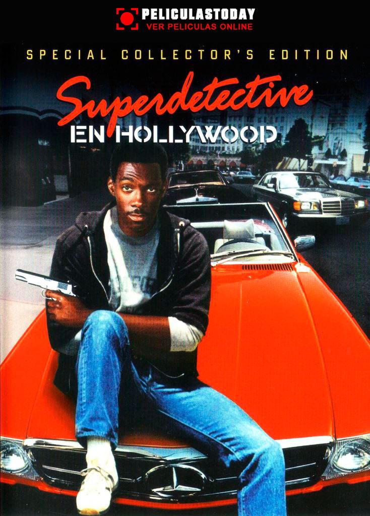 Un detective suelto en Hollywood (1984) 1080p Latino