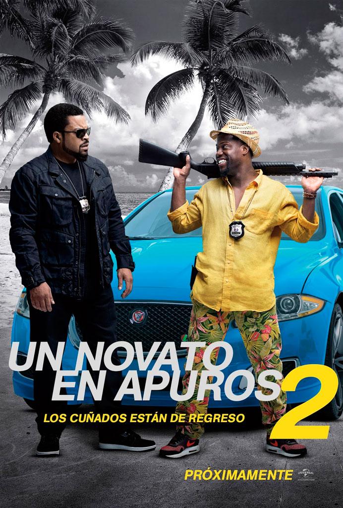 Un novato en apuros 2 (2016) HD 1080p Latino