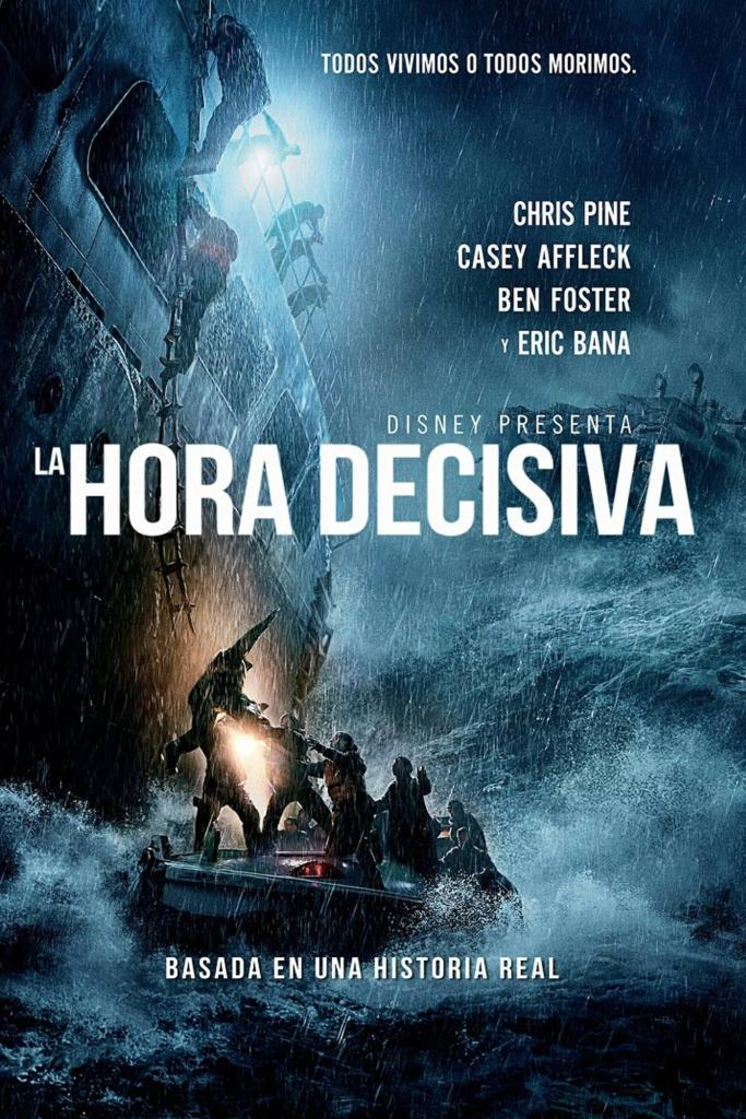 La hora decisiva (2016) HD 1080p Latino