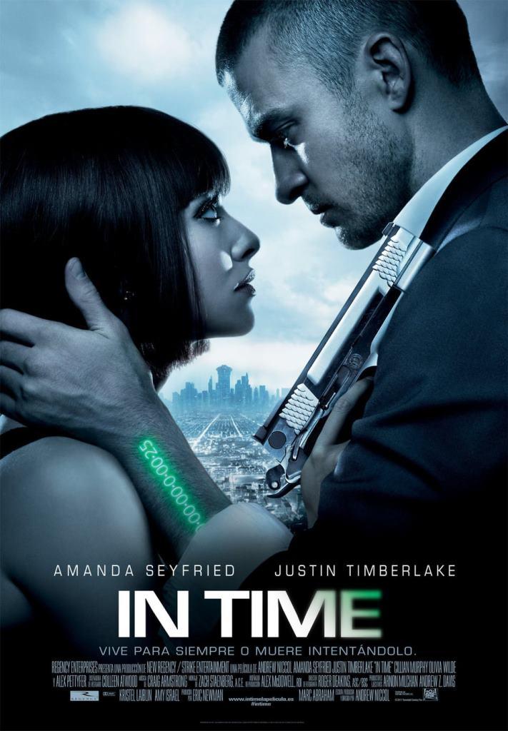 In Time (2011) HD 1080p Latino