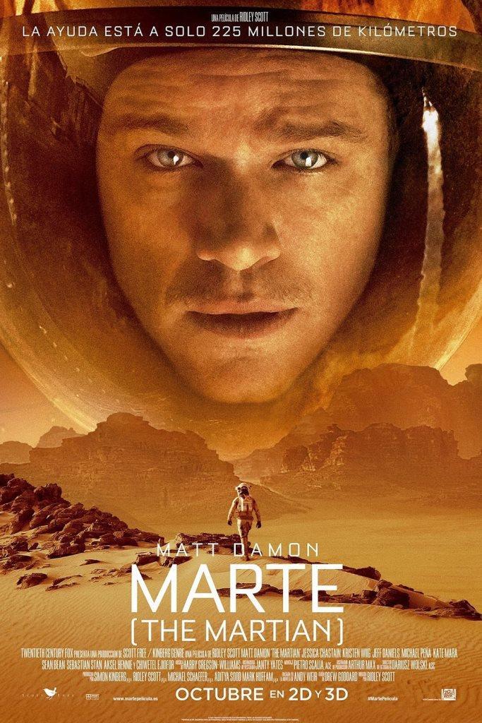 Marte (2015) HD 1080p Latino