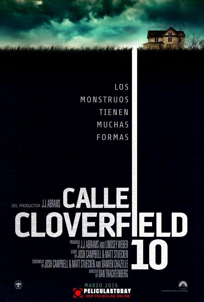 Calle Cloverfield 10 (2016) HD 1080p Latino
