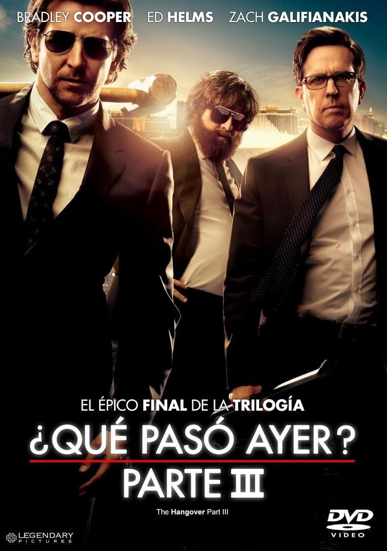 ¿Qué pasó ayer? Parte 3 (2013) HD 1080p Latino