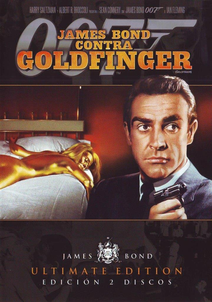 007: James Bond contra Goldfinger (1964) HD 1080p Latino