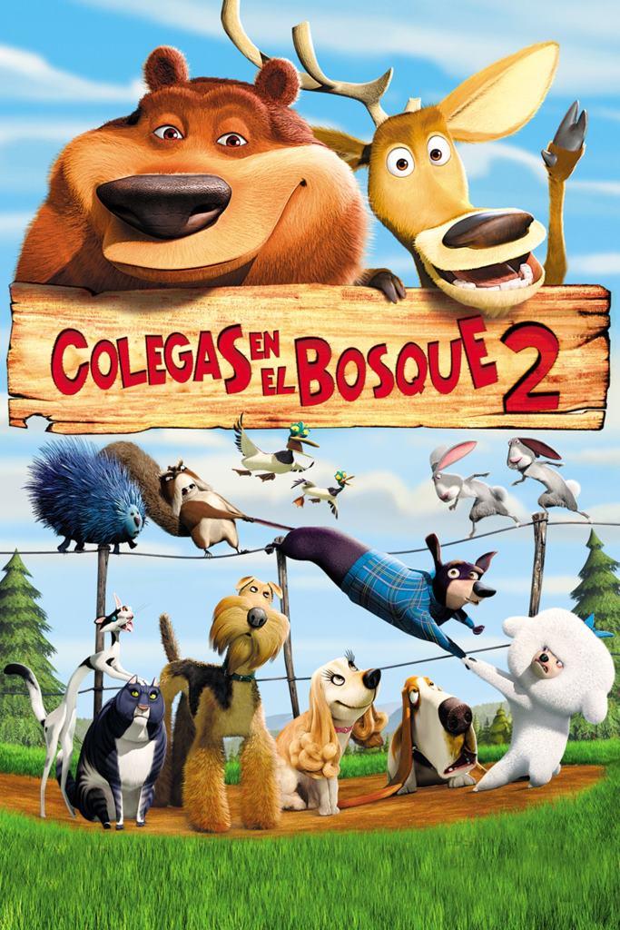 Colegas en el bosque 2 (2008) HD 1080p Latino