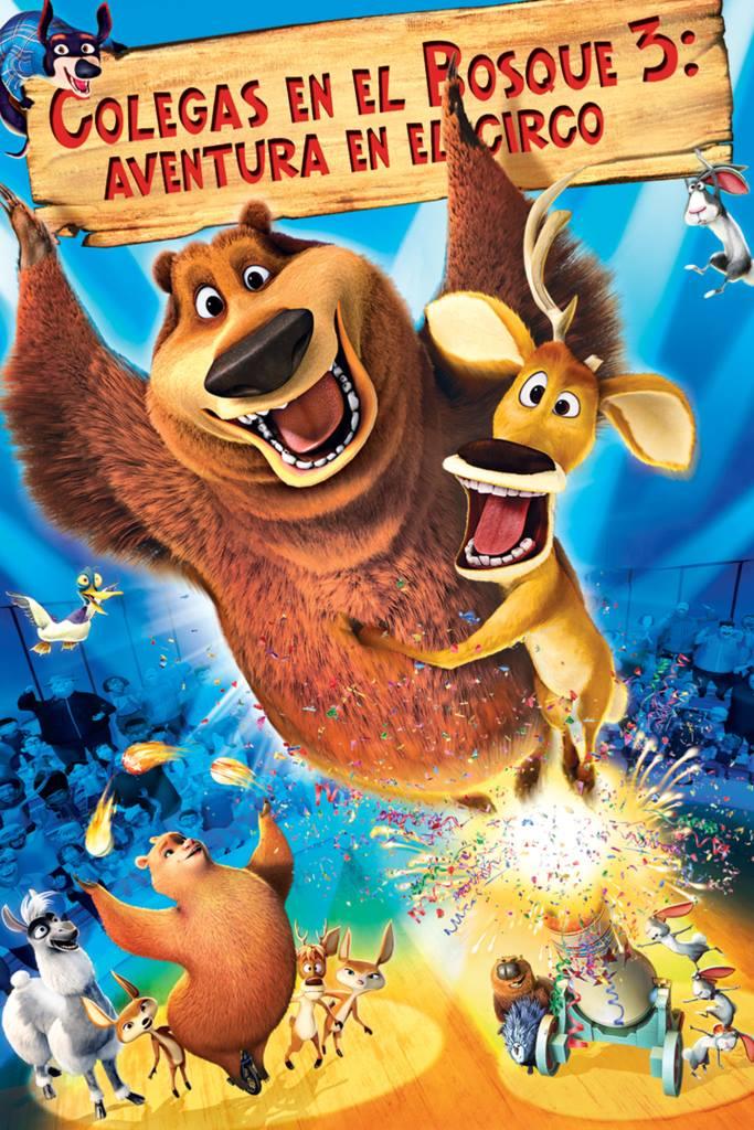 Colegas en el bosque 3 (2010) HD 1080p Latino