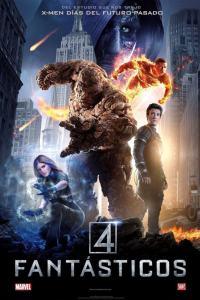 Cuatro fantásticos (2015) HD 1080p Latino