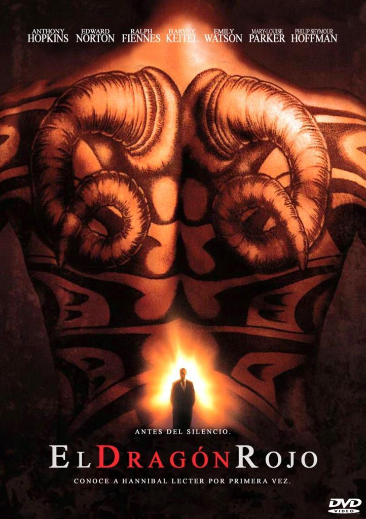 El dragón rojo (2002) HD 1080p Latino