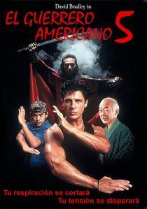 El guerrero americano 5 (1993) DVD-Rip Catellano