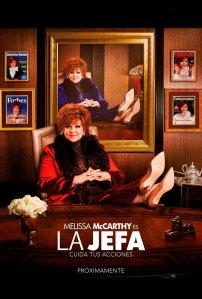 Es la jefa (2016) HD 1080p Latino
