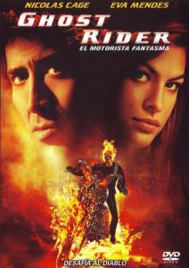 Ghost Rider: El motorista fantasma (2007) HD 1080p Latino