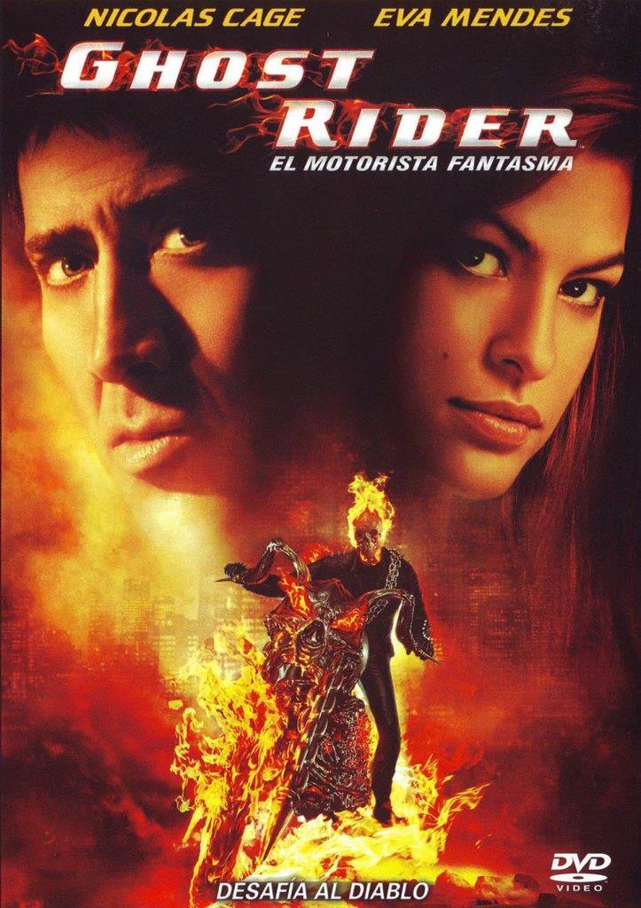 Ghost Rider: El motorista fantasma (2007) HD 1080p Latino