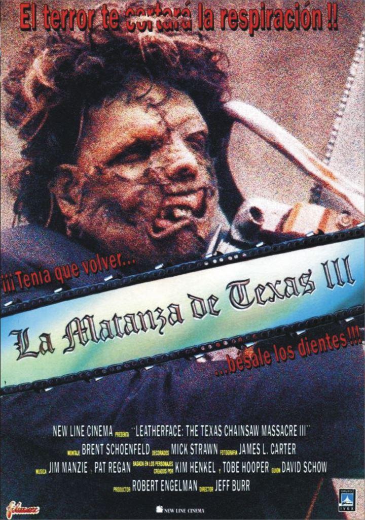 La matanza de Texas 3 (1990) HD 1080p Latino