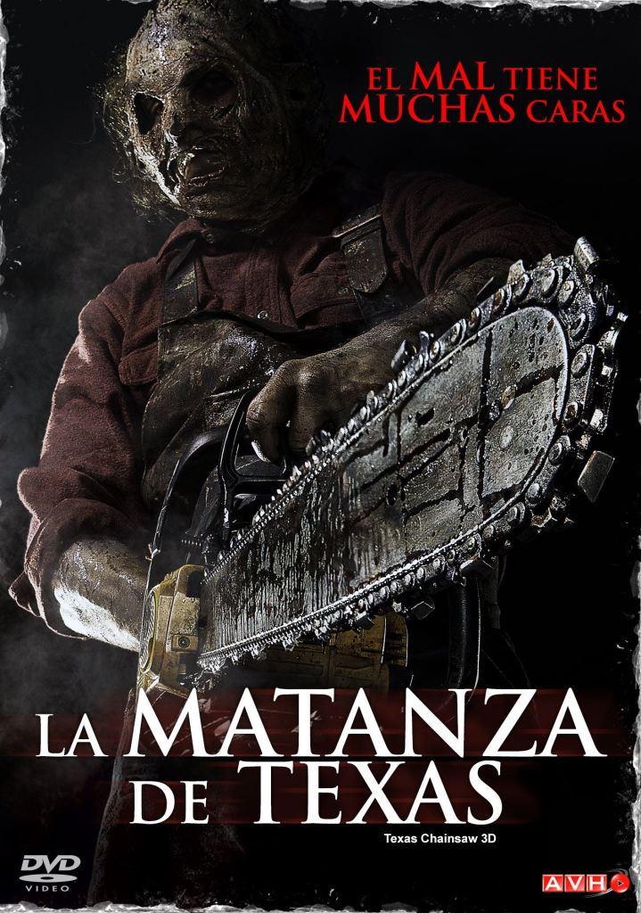 La matanza de Texas 3D (2013) HD 1080p Latino