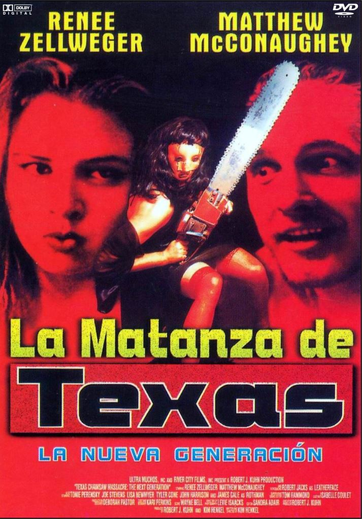 La matanza de Texas 4: La nueva generación (1995) HD 1080p Latino