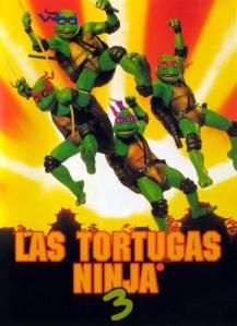 Las tortugas ninja 3 (1993) HD 1080p Latino