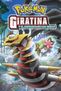 Pokémon 11: Giratina y el defensor de los cielos (2008) DVD-Rip Latino