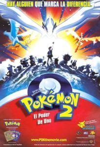 Pokémon 2: El poder de uno (1999) DVD-Rip Latino