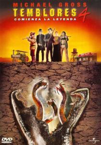 Temblores 4: Comienza la leyenda (2004) HD 1080p Latino