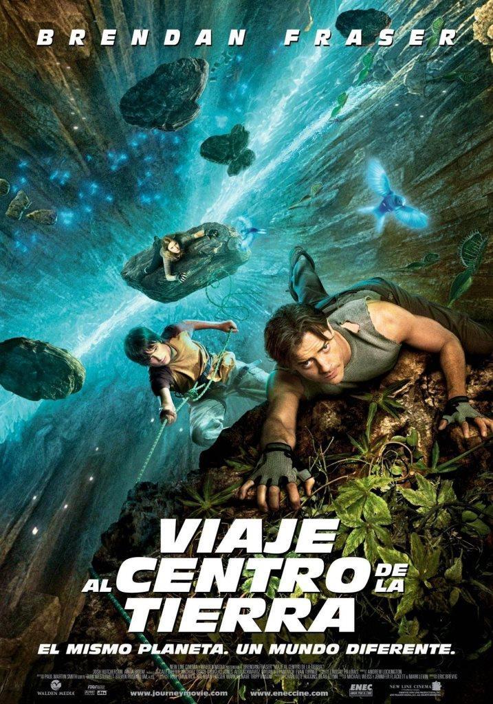 Viaje al centro de la tierra (2008) HD 1080p Latino