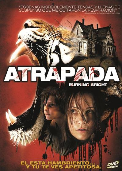 Atrapada (Burning Bright)