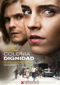 Colonia dignidad (2016) HD 10080p Latino