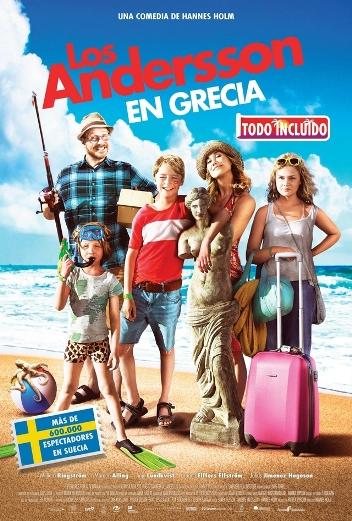 Los Andersson en Grecia