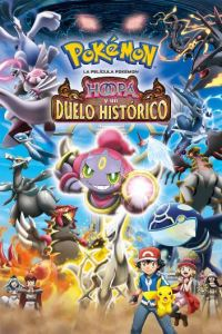 Pokémon 18: Hoopa y un duelo histórico (2015) HD 720p Latino