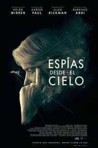 Espías desde el cielo (2015) HD 1080p Latino