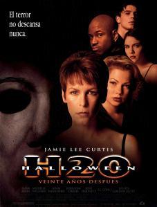 Halloween H20: 20 años después (1998) HD 1080p Latino