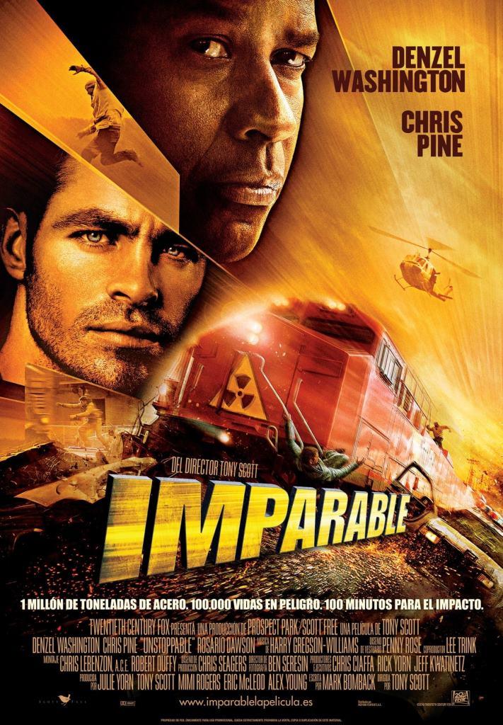 Imparable (2010) HD 1080p Latino