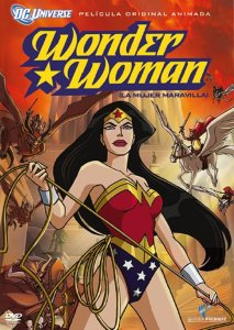 La mujer maravilla (2009) HD 1080p Latino